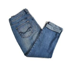 Nine West Crop Jeans 8
